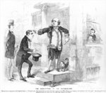 'The Ingratitude of the Republicans', c.1860 Fine Art Print by American School