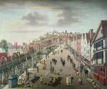 Bristol Docks and Quay, c.1760 Wall Art & Canvas Prints by Valentin Ruths