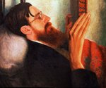 Lytton Strachey, Fine Art Print by French School