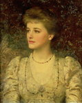 Lady Palmer Fine Art Print by Veronese