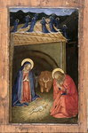 Nativity Scene Wall Art & Canvas Prints by William Holman Hunt