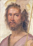 St. John the Baptist Fine Art Print by English School