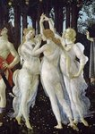 Primavera, c.1478, Postcards, Greetings Cards, Art Prints, Canvas, Framed Pictures & Wall Art by Jan & Rubens, P.P. Brueghel