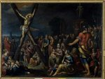 St Andrew on the Cross (oil on copper) Wall Art & Canvas Prints by El Greco