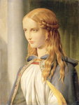 Cordelia Disinherited, 1850 Fine Art Print by Sir Frank Dicksee