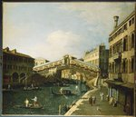 The Grand Canal, Venice Fine Art Print by William James