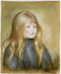 Head of a Child Postcards, Greetings Cards, Art Prints, Canvas, Framed Pictures & Wall Art by Mary Stevenson Cassatt
