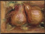 Pears, c.1915 Postcards, Greetings Cards, Art Prints, Canvas, Framed Pictures, T-shirts & Wall Art by Pierre Auguste Renoir