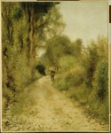 On the Path Wall Art & Canvas Prints by Claude Monet