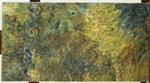Water Lilies, c.1917 Wall Art & Canvas Prints by Claude Monet