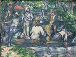 Leaving on the Water, 1879-82 Wall Art & Canvas Prints by Paul Signac
