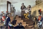 Execution of Jean-Baptiste Troppmann Poster Art Print by French School