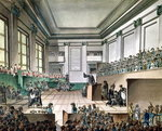 The Trial of the Cadoudal Affair, c.1804 Fine Art Print by Miller