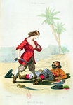 Mary Read Fine Art Print by Alexandre Debelle