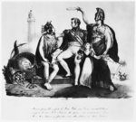 Pedro I Wall Art & Canvas Prints by Honore Daumier