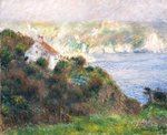 Fog on Guernsey, 1883 Wall Art & Canvas Prints by Charles Filiger