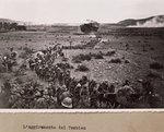 Italian soliders attempt to circumnavigate the Tembien Fine Art Print by Italian Photographer