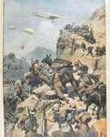 War in Eritrea Fine Art Print by Richard Caton Woodville