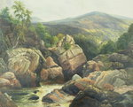 Killiecrankie Fine Art Print by Carl Morgenstern