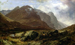 Glencoe, 1864 Fine Art Print by Tim Scott Bolton