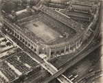 Franklin Field, Penn vs. Penn State, 21st October 1928 (b/w photo) Wall Art & Canvas Prints by English Photographer