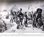 Napoleon in Egypt, illustration from 'Hutchinsons History of the Nations', c.1910 Postcards, Greetings Cards, Art Prints, Canvas, Framed Pictures, T-shirts & Wall Art by French School