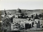 Panoramic View of the Temple Mount, 1858 Fine Art Print by Cuban Photographer