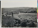 Jerusalem from the Mount of Olives, 1858 Fine Art Print by Cuban Photographer