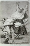 193-0082180 It is time, plate 80 of 'Los caprichos', 1799 Fine Art Print by Francisco Jose de Goya y Lucientes