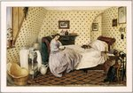 The Governess Fine Art Print by William Henry Hunt
