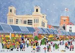 Kingston Market, Surrey Fine Art Print by Sarah Thompson-Engels