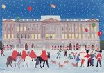 Buckingham Palace, London Fine Art Print by Pat Scott