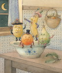 Fruits, 2003 Fine Art Print by Kestutis Kasparavicius