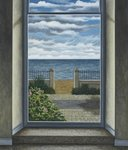 Seaview, 2007 Wall Art & Canvas Prints by Jeremy Annett