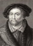 Martin Luther (1483-1546) (engraving)