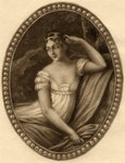 Empress Josephine (1763-1814) (litho) Postcards, Greetings Cards, Art Prints, Canvas, Framed Pictures, T-shirts & Wall Art by Andre Leon Larue