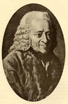 Voltaire Fine Art Print by French School