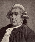 Carlo Goldoni Fine Art Print by English School
