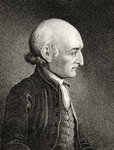George Wythe, engraved by James Barton Longacre (1794-1869) (engraving) Wall Art & Canvas Prints by French School