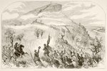 The Battle of Lookout Mountain Fine Art Print by James Edwin McConnell