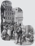 William Booth Fine Art Print by William Hogarth