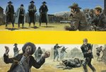 Gunfight at the OK Corral Fine Art Print by Graham Coton