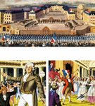 The French Revolution Wall Art & Canvas Prints by Kenneth John Petts