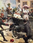 The Story of World War I Fine Art Print by Clive Uptton