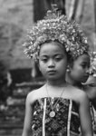 Bali Aga little girl Fine Art Print by Indian Photographer