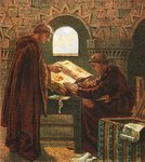 Domesday Book Fine Art Print by Peter Jackson