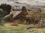 Dove Cottage, Grasmere Wall Art & Canvas Prints by Harry Green