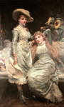 The Two Sisters Fine Art Print by Thomas Gainsborough