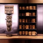 The Last Automat II, 1993 Wall Art & Canvas Prints by Max Ferguson