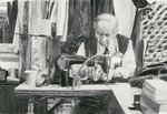 Tailor, 2003 Poster Art Print by Bertha Newcombe